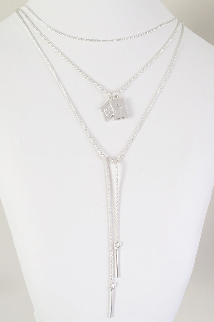 Caitlin Necklace - HER Empire Fashion Boutique Terrigal & Online