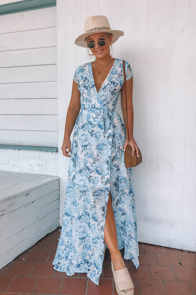 Lost In A Moment Maxi Dress for $99.95