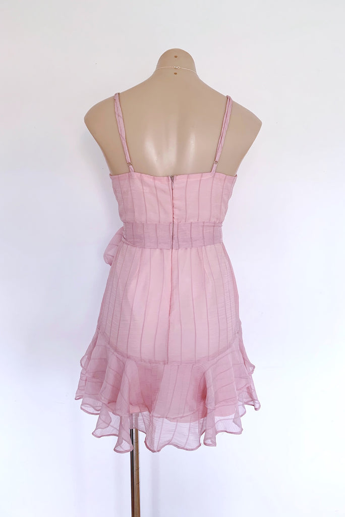 Ellie Dress in Pink - HER Empire Fashion Boutique Terrigal & Online