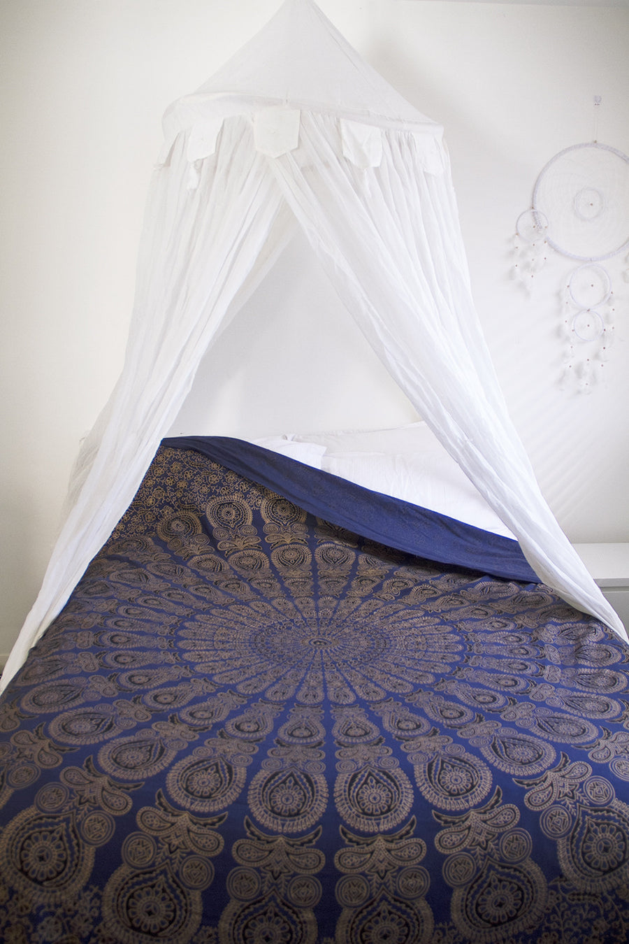 Metallic Magic Mandala Throw - HER Empire Fashion Boutique Terrigal & Online