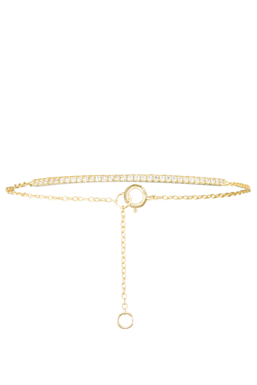 Layla Bracelet in Gold - HER Empire Fashion Boutique Terrigal & Online