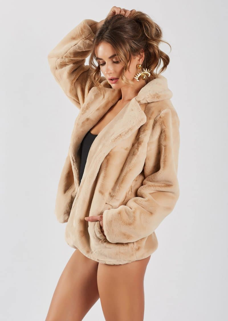 Belmont Fur Jacket