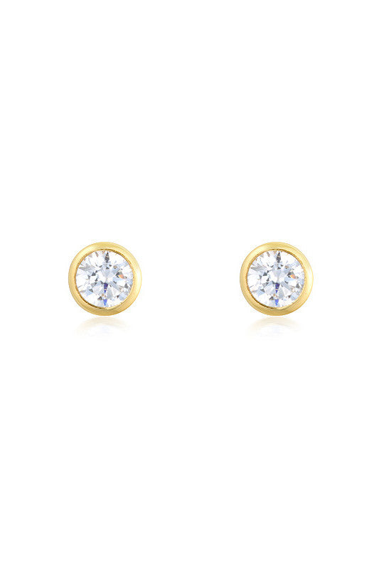 Myla Earrings in Gold - HER Empire Fashion Boutique Terrigal & Online