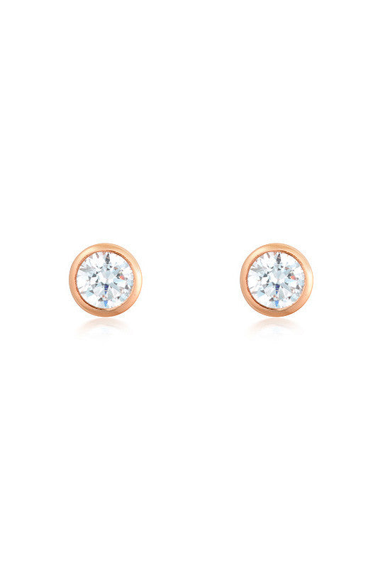 Myla Earrings in Rose Gold - HER Empire Fashion Boutique Terrigal & Online