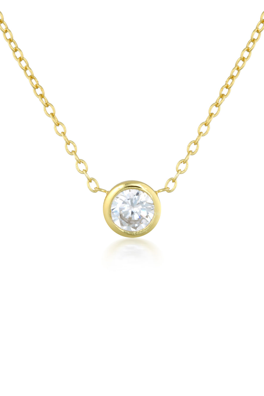 Myla Necklace in Gold