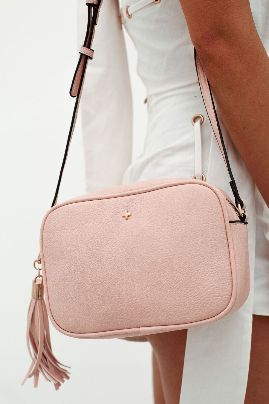 Gracie Bag in Pastel Pink