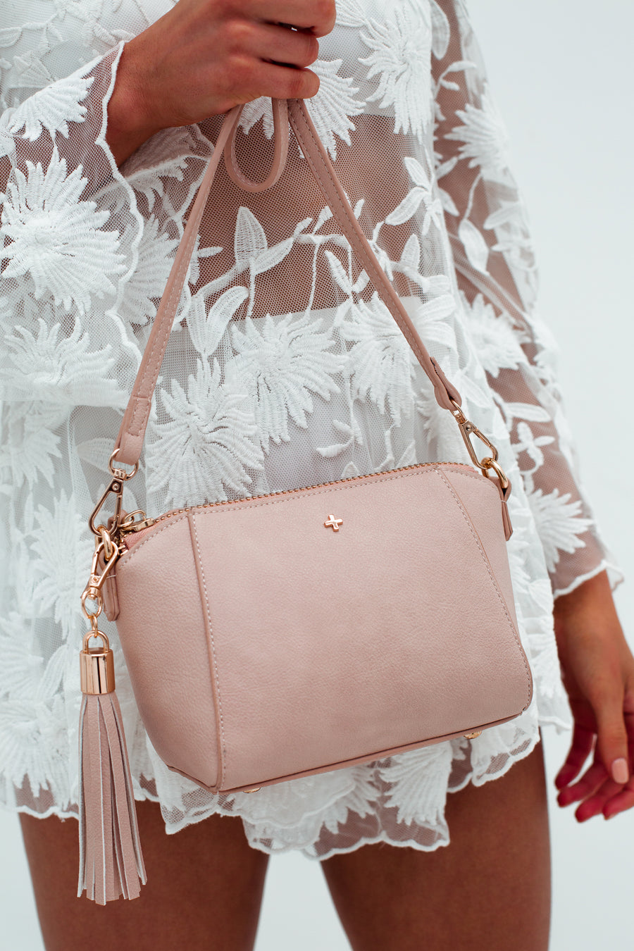 Giselle Bag in Pastel Pink - HER Empire Fashion Boutique Terrigal & Online