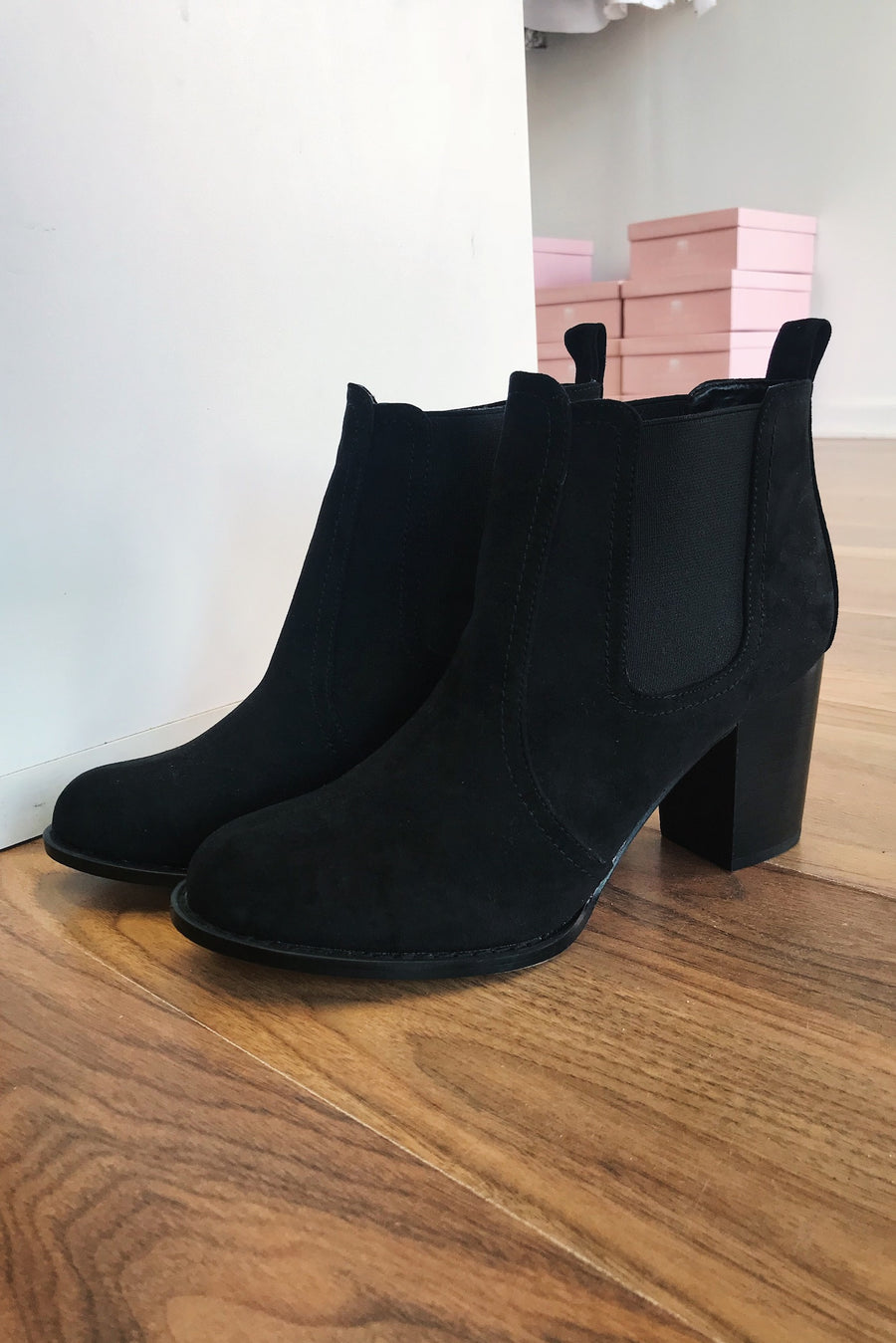 Gia Boot in Black - HER Empire Fashion Boutique Terrigal & Online
