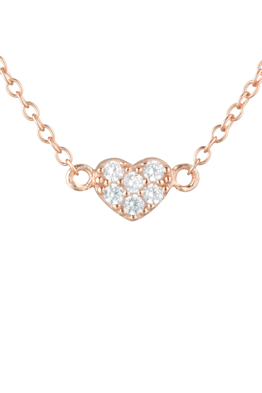 Rosie Necklace in Rose Gold - HER Empire Fashion Boutique Terrigal & Online