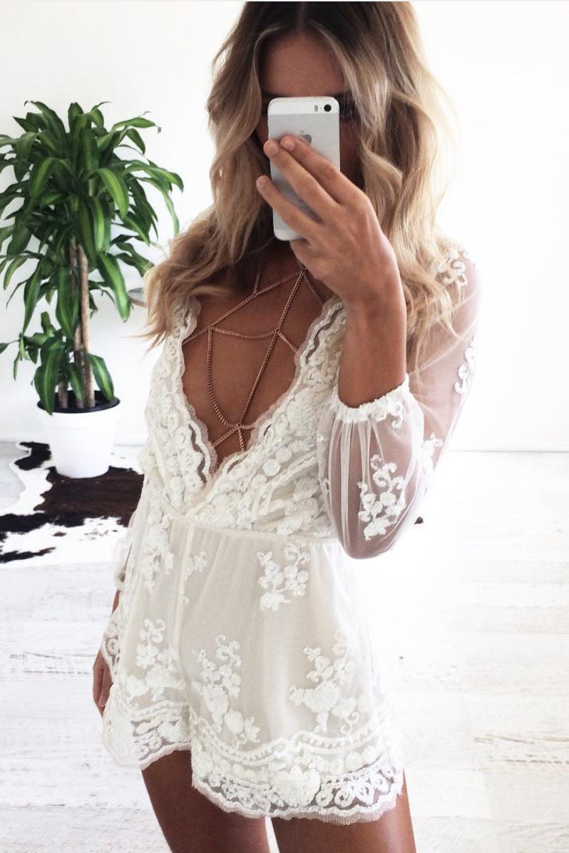 Full Time Dreamer Playsuit