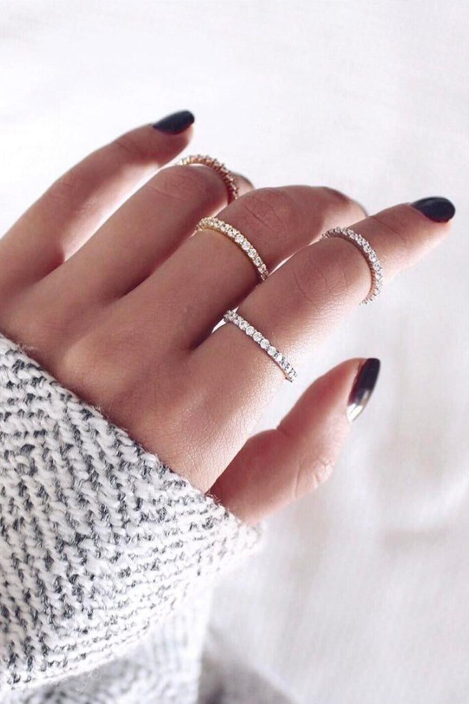 Elle Ring in Silver