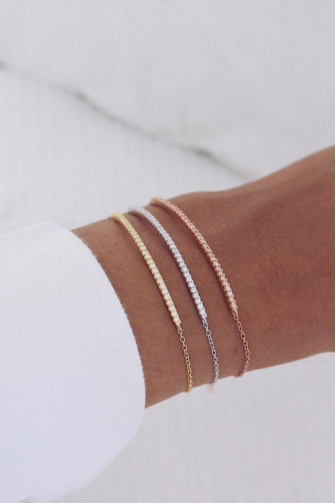Layla Bracelet in Gold