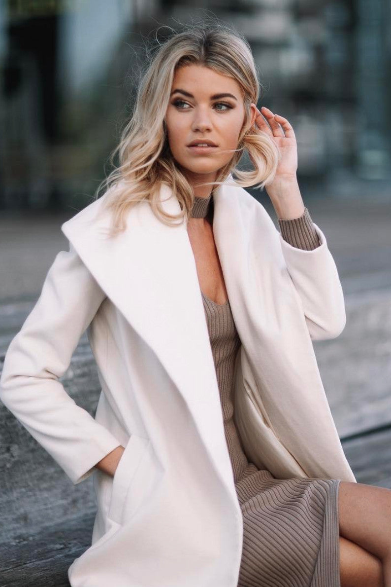 Hamilton Coat - HER Empire Fashion Boutique Terrigal & Online