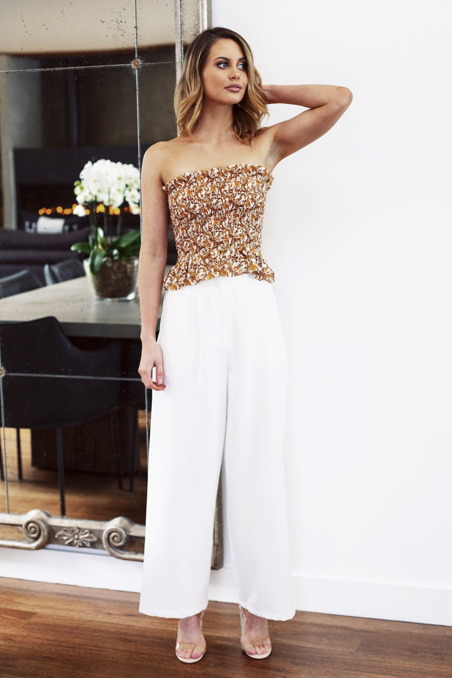 Polly Wide Leg Pant - HER Empire Fashion Boutique Terrigal & Online