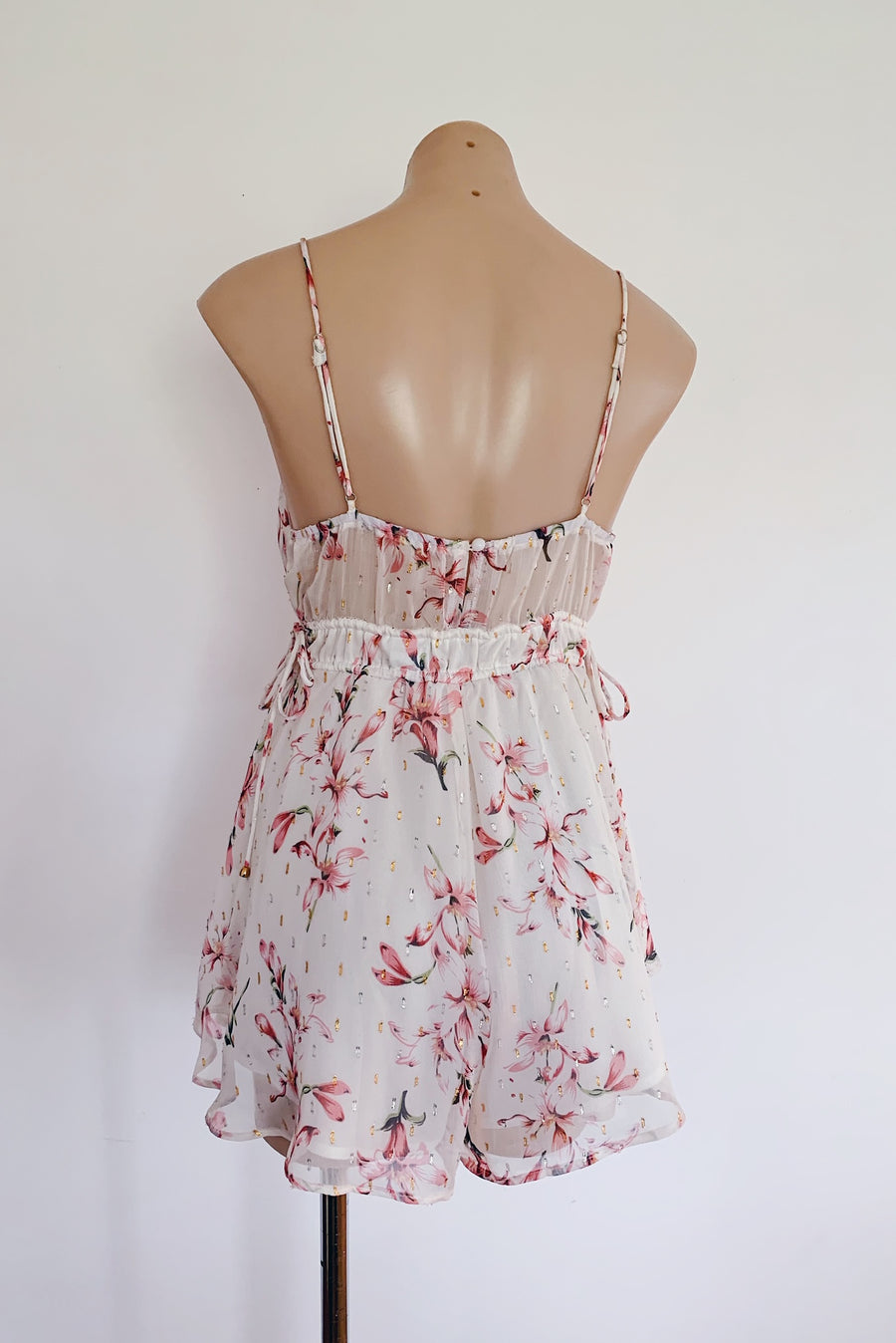 Alyssa Playsuit - HER Empire Fashion Boutique Terrigal & Online