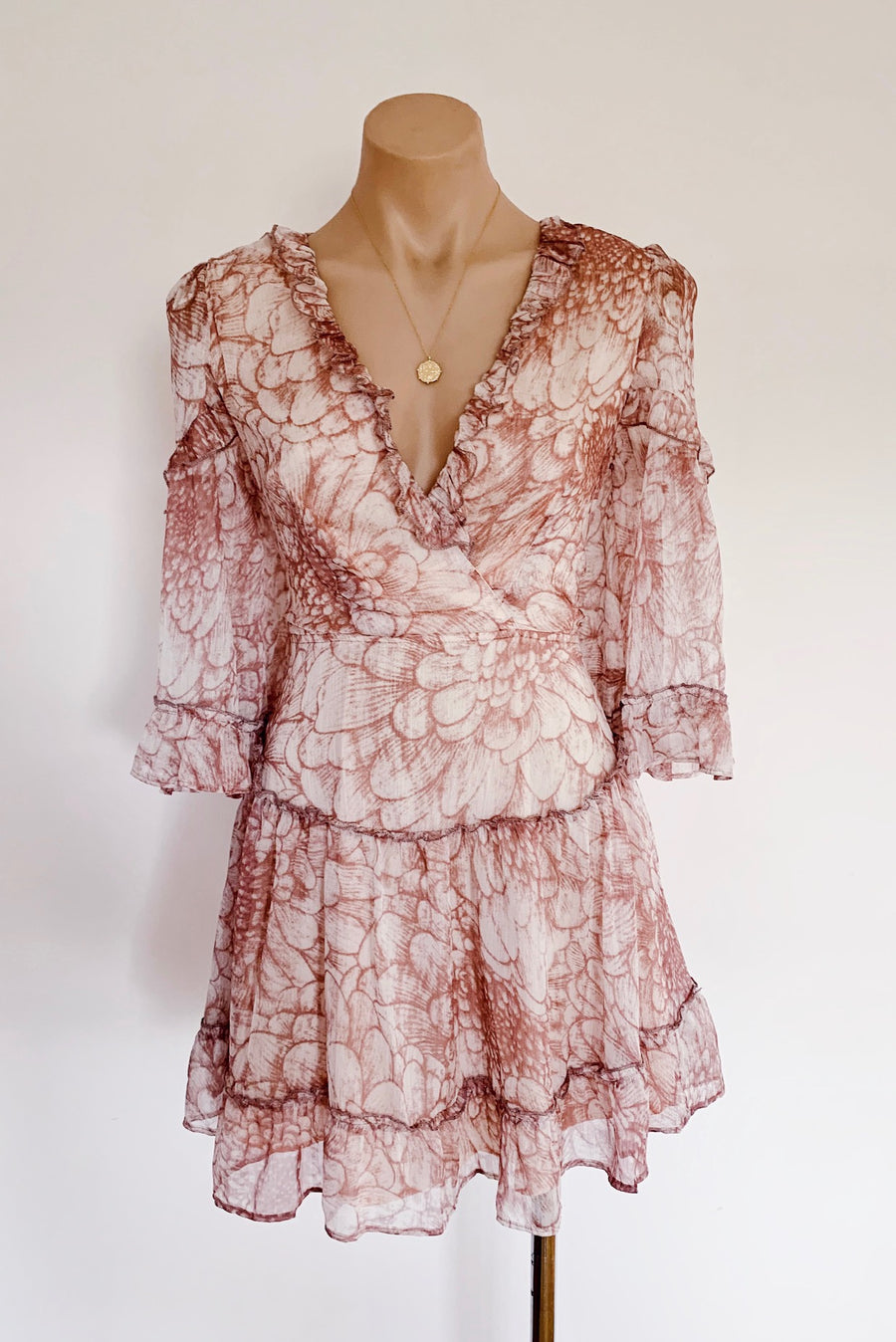 Pretty Petal Dress for $85.00