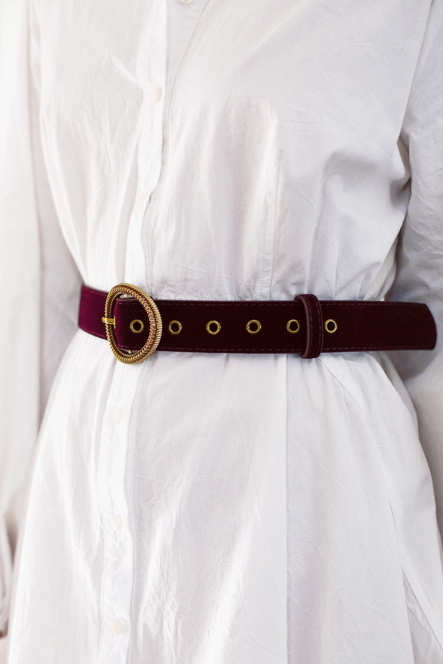 Jasmin Vintage Velvet Belt - HER Empire Fashion Boutique Terrigal & Online