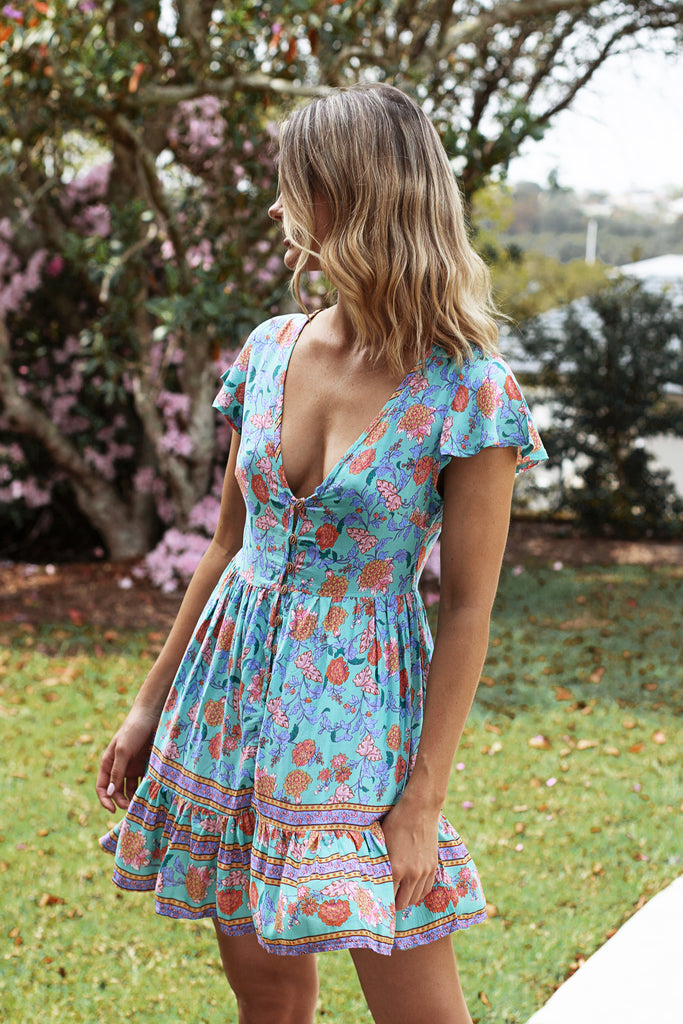 Rosa Dress - HER Empire Fashion Boutique Terrigal & Online
