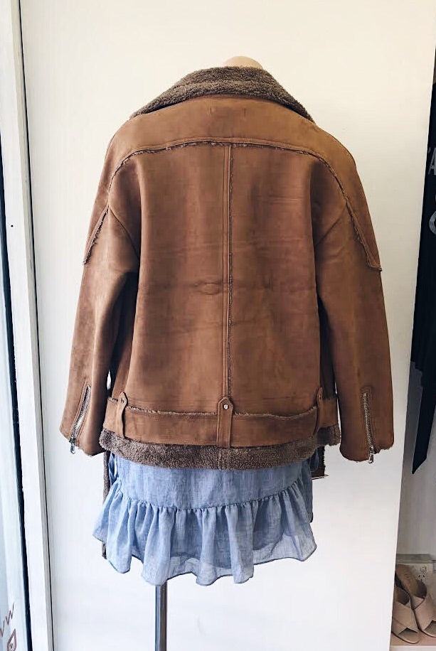 Soho Sheared Jacket