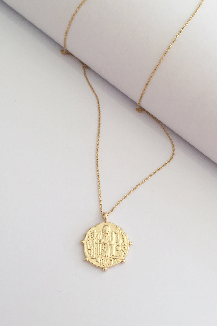 Marlie Pendant Necklace
