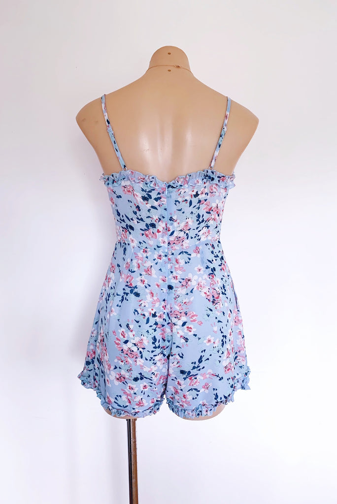 Nora Playsuit - HER Empire Fashion Boutique Terrigal & Online
