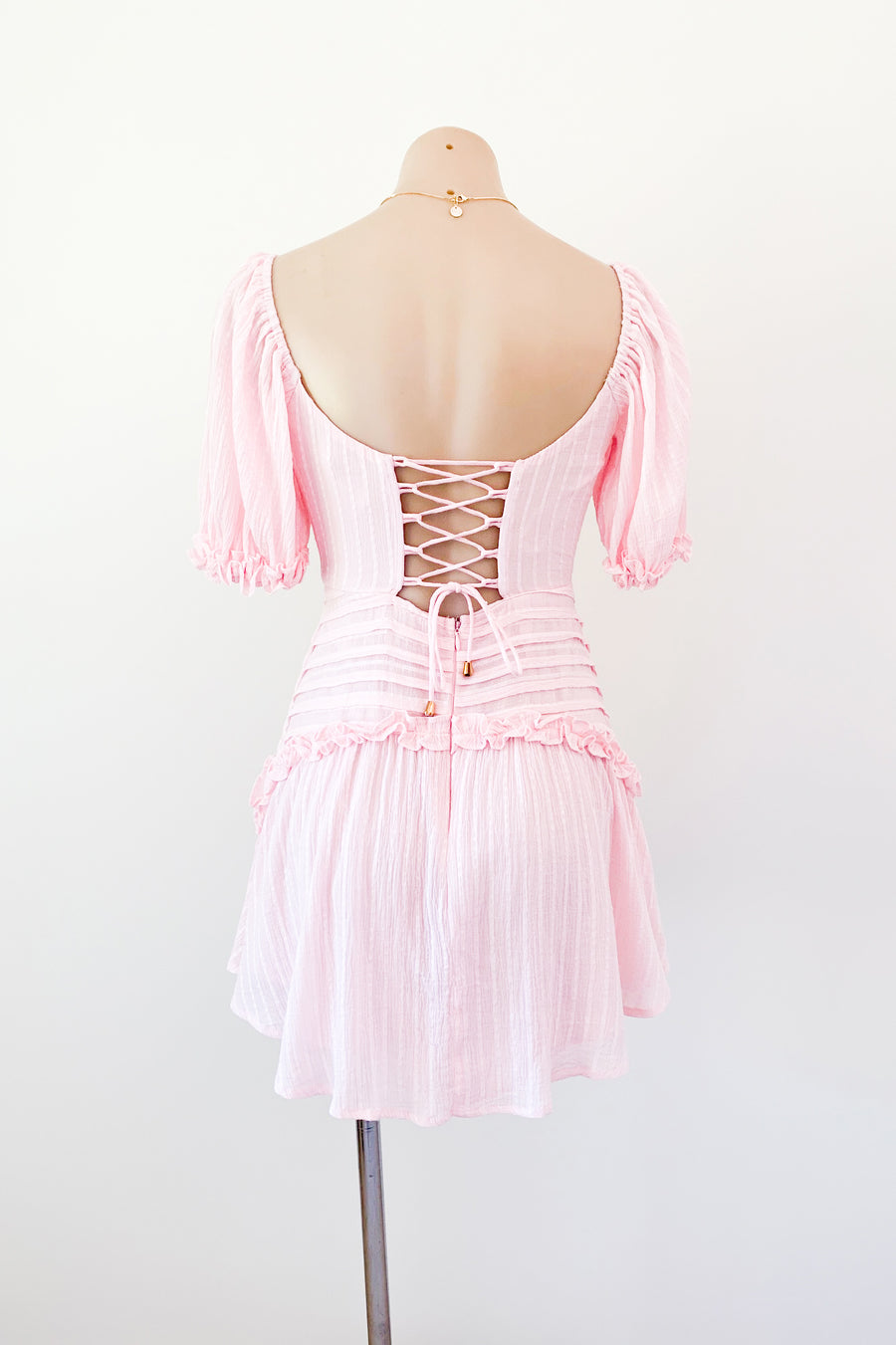 Molly Dress in Pink - HER Empire Fashion Boutique Terrigal & Online