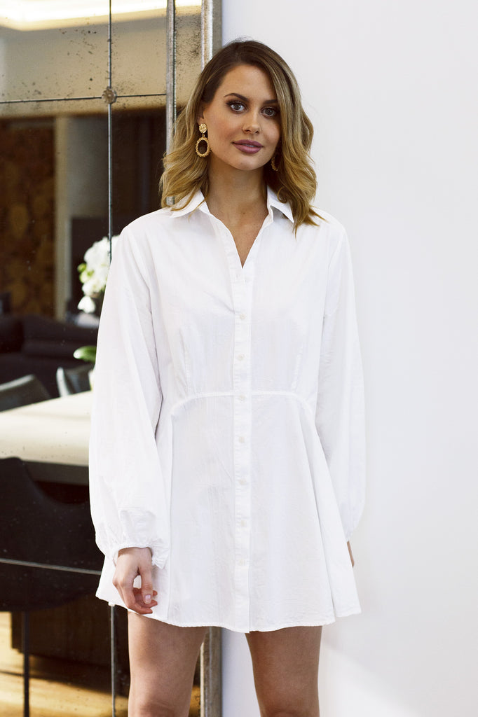 RiRi Shirt Dress for $89.95