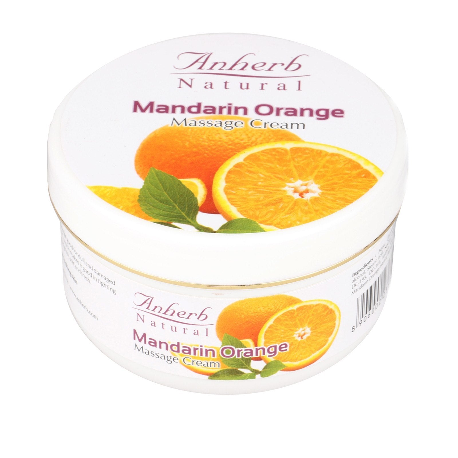 Face - Mandarin Orange Massage Cream - 250gm