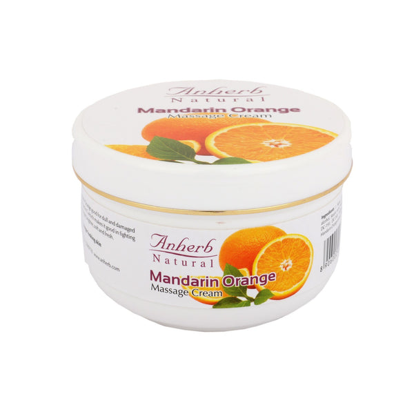 Mandarin Orange massage cream - 45gm