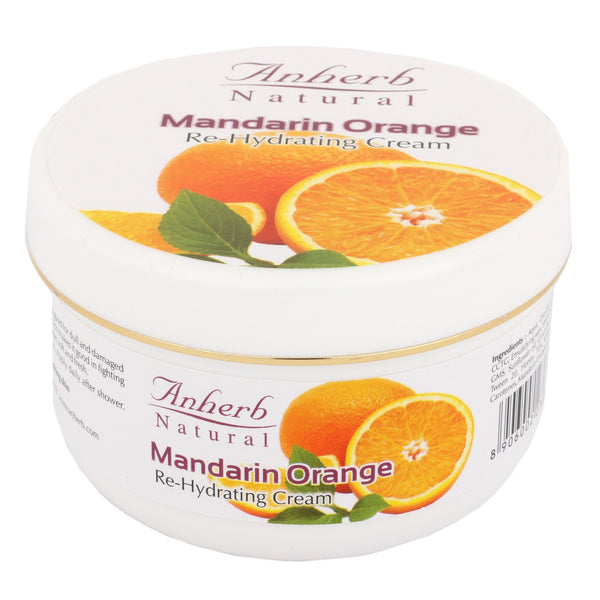 Mandarin Orange Rehydrating Cream - 250GM