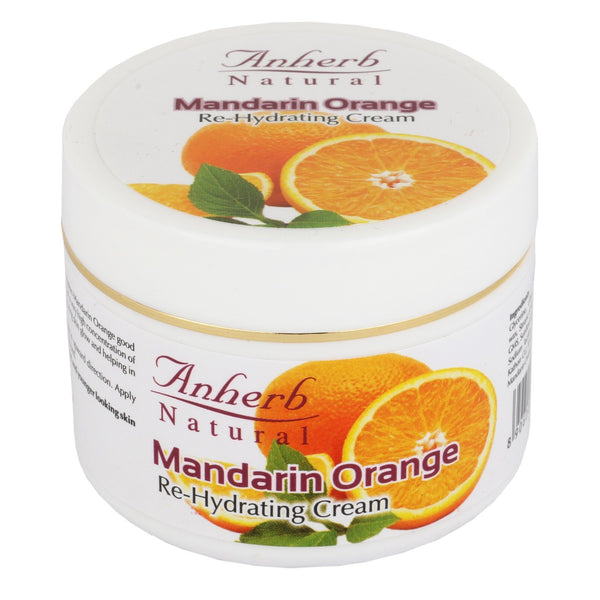 Mandarin Orange Rehydrating Cream - 45GM