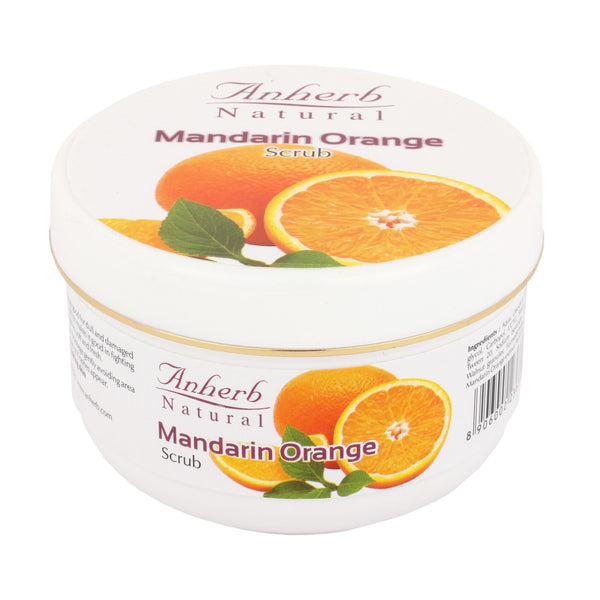 Mandarin Orange Scrub - 250gm
