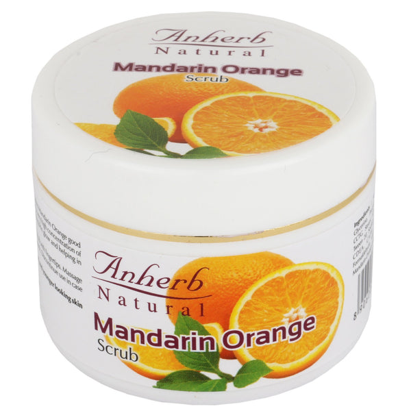 Mandarin Orange Scrub - 45gm
