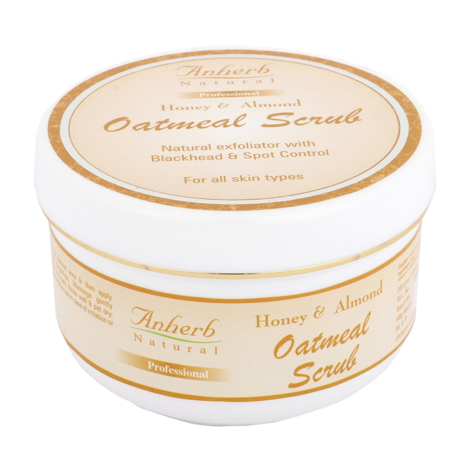 Face - Oatmeal Scrub-200gm
