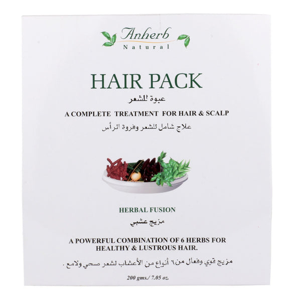 Hair Pack (200GM)