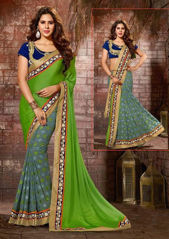Aslon Saree