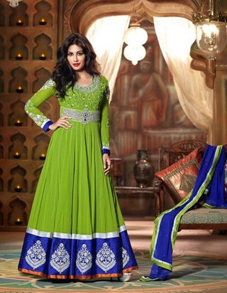 Swagat anarkali suit 9002