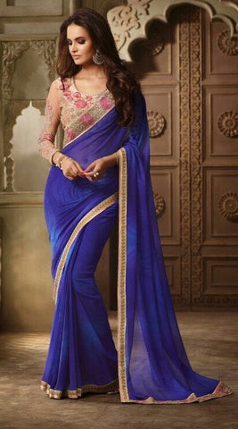 Silver screen6 Saree 16002