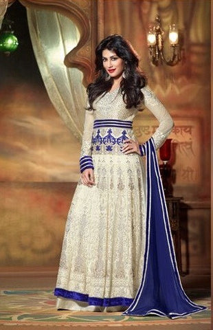 Swagat anarkali suit 9003