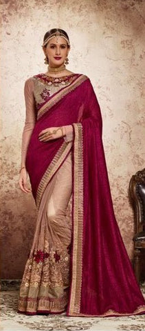S&P Saree 19003