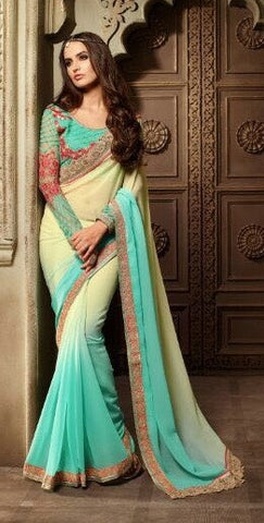 Silver screen6 Saree 16004