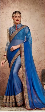 S&P Saree 19006