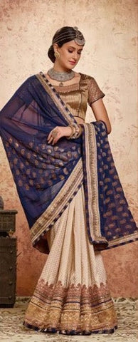 S&P Saree 19008