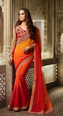 Silver screen6 Saree 16009