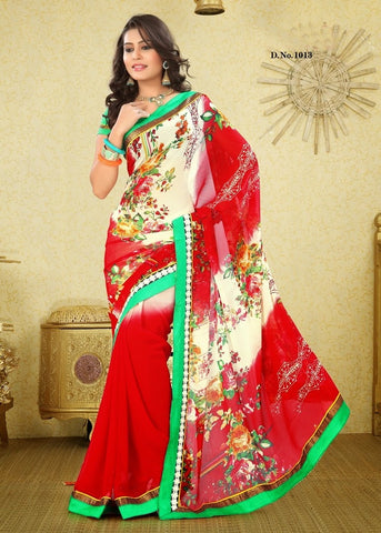 Velvet queen Saree 1013