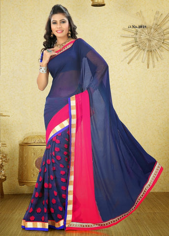 Velvet queen Saree 1018
