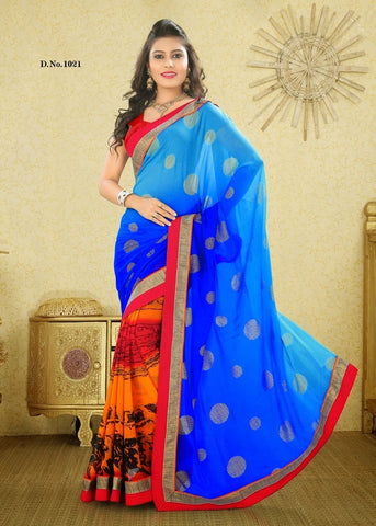 Velvet queen Saree 1021