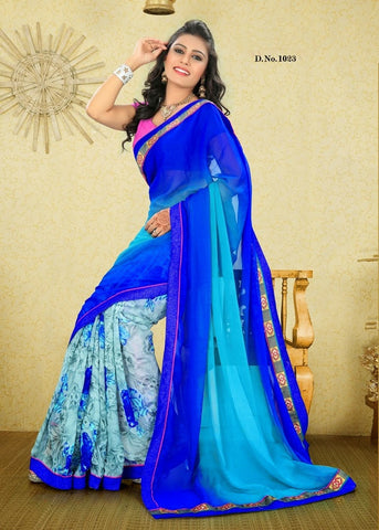 Velvet queen Saree 1023