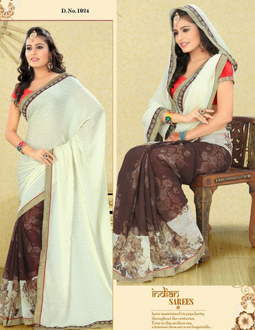 Velvet queen Saree 1024