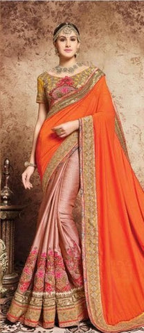 S&P Saree 19010